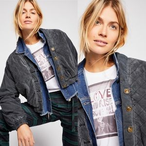 Free People Main Squeeze Jacket